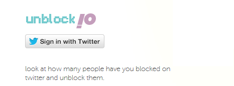 How to Unblock Twitter Users in Bulk