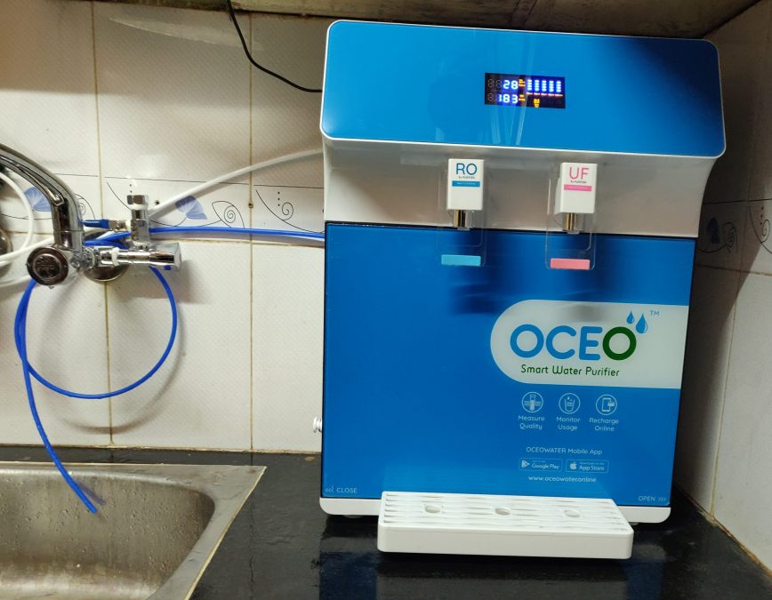 Oceo Water Review: A Water Purification as a Service Startup in Bengaluru!